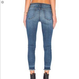McGuire Denim   Newton Cropped Vintage Skinny Jean